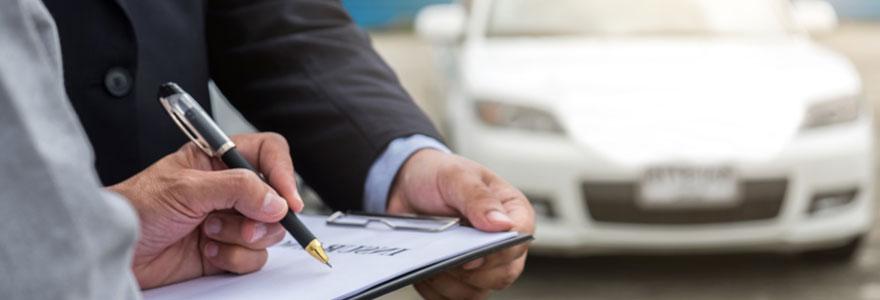 Souscrire une assurance voiture de luxe
